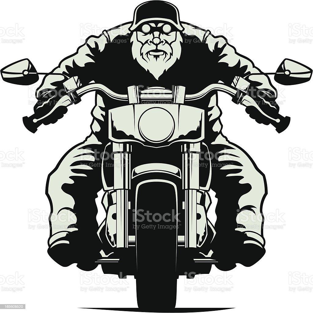 Biker stock vector art 165928520 istock for Immagini vector
