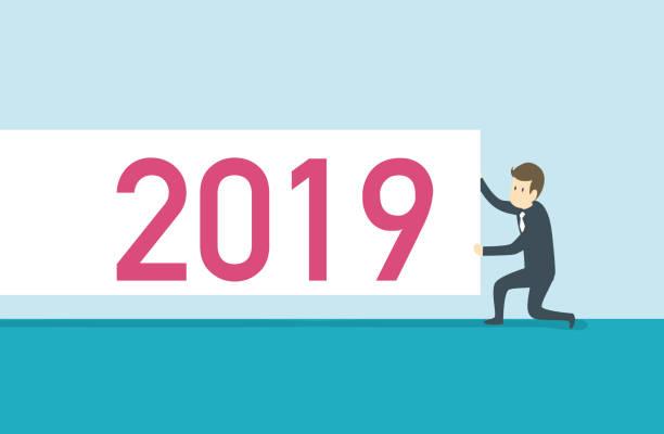 Sprüche Zum Jahresende Stock Vektoren Und Grafiken Istock