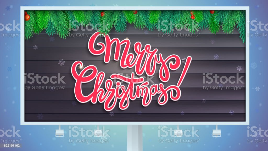 Frohe Weihnachten Grüße.Plakat Mit Frohe Weihnachten Grüße Schrift Design Zweigt