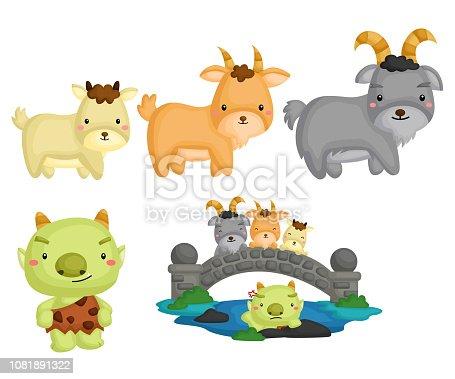 istock Billy Goat Gruff 1081891322