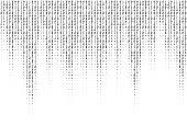 istock Binary Code Vector Texture 1065485678