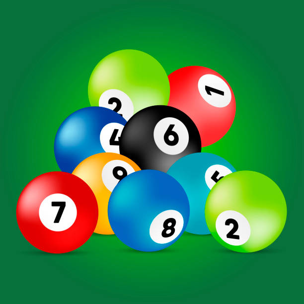 Bingo lottery balls numbers background. Lottery game balls. Lotto winner. Bingo lottery balls numbers background. Lottery game balls. Lotto winner. bonus march stock illustrations