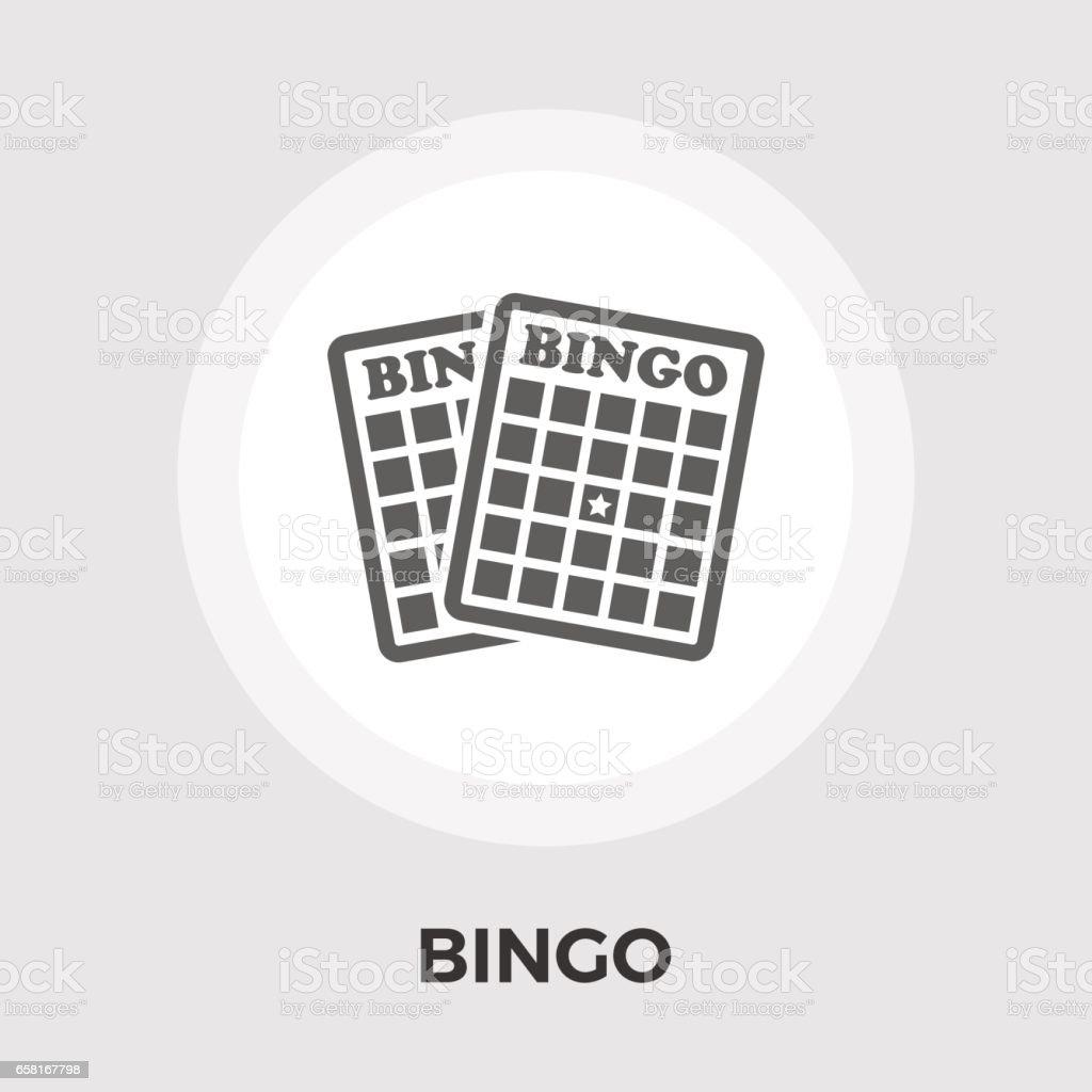 Bingo vector art illustration