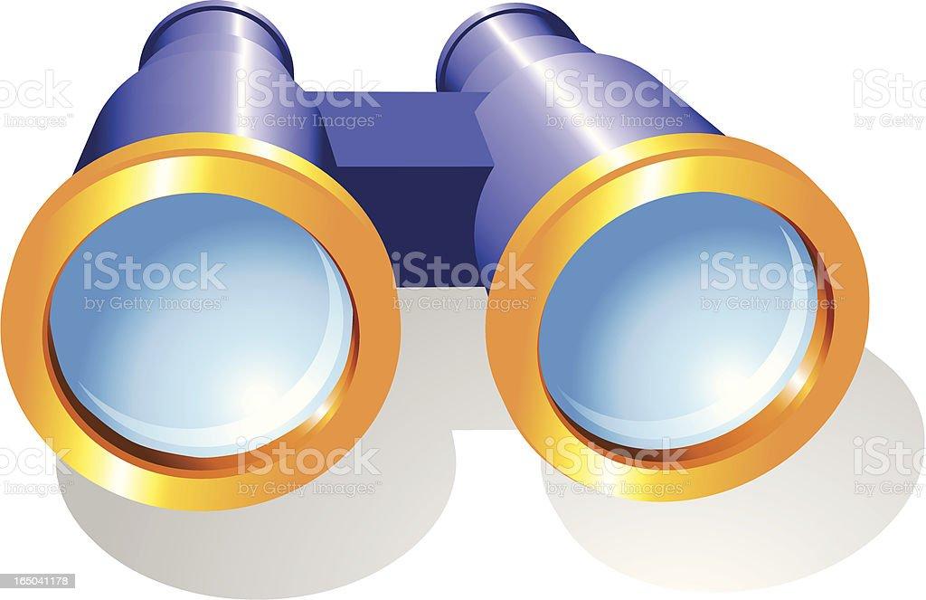 Binoculars royalty-free binoculars stock vector art & more images of binoculars