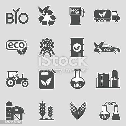 Power, Nature, Bio, Eco, Gasoline, Nature, Sticker