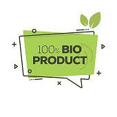 Bio Product Badge