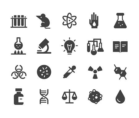 Biochemistry Icons - Classic Series