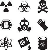 Biohazard Icons