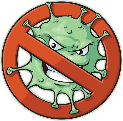 Biohazard Mascot V2