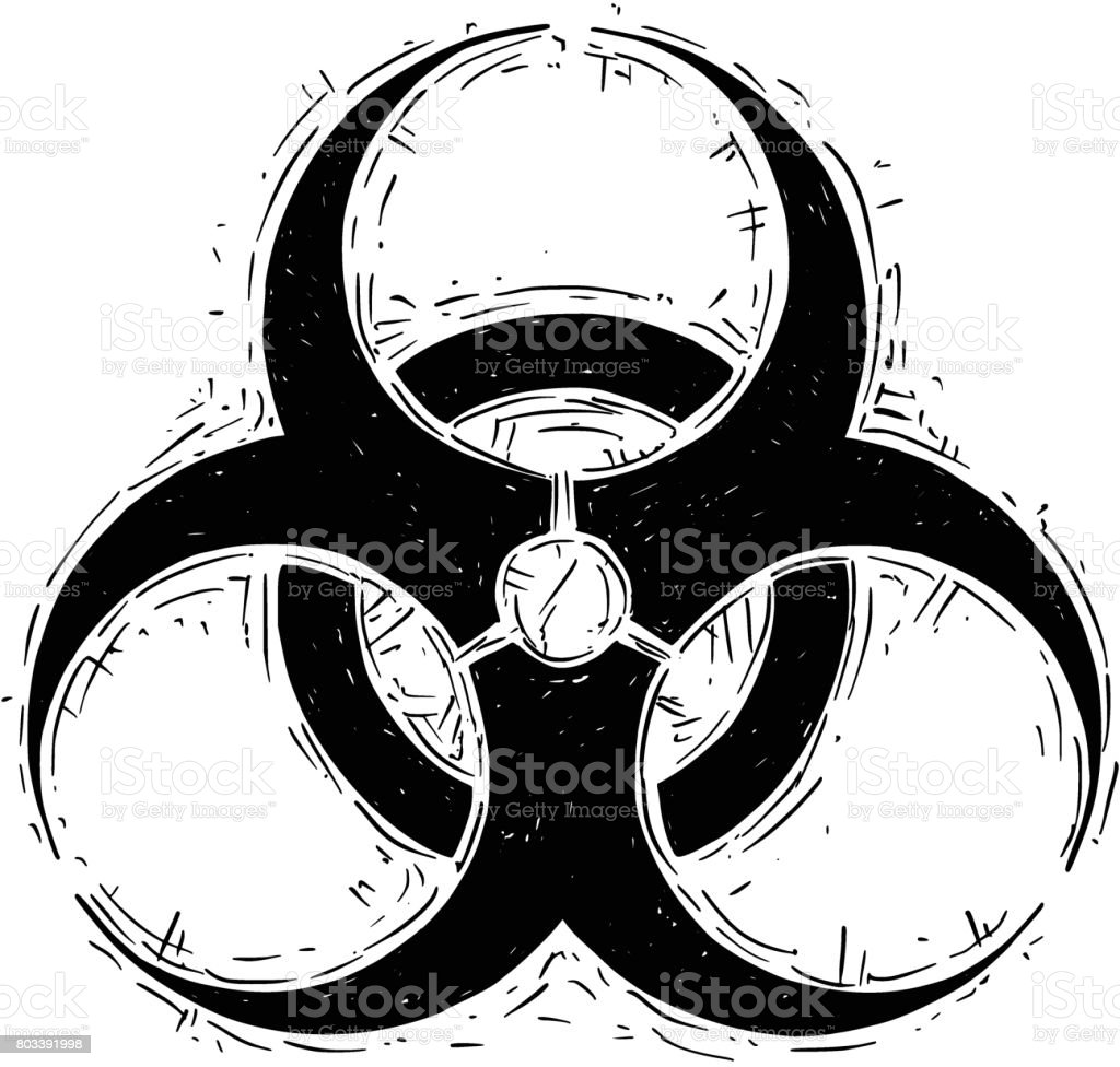 Biohazard symbol vector drawing stock vector art more images of biohazard symbol vector drawing royalty free biohazard symbol vector drawing stock vector art amp biocorpaavc Image collections