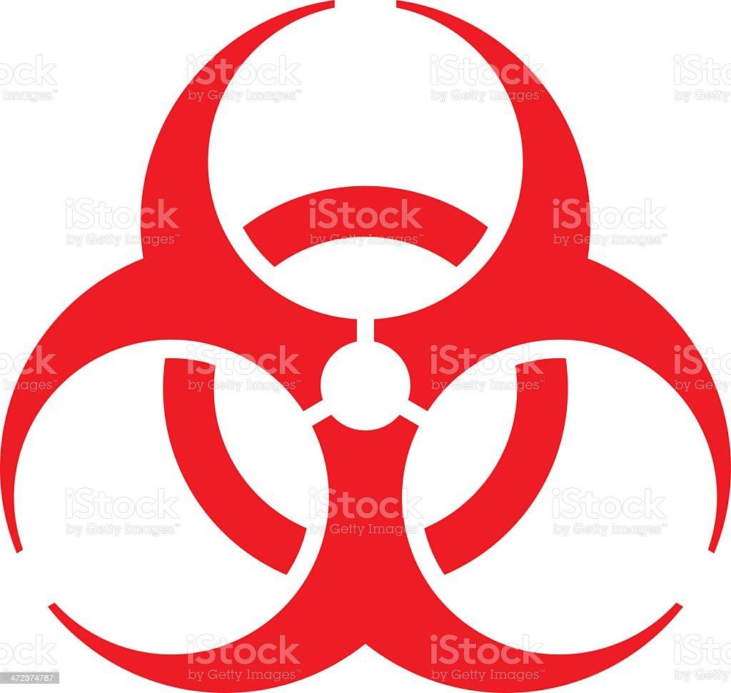Biohazard Symbol Stock Vector Art More Images Of Biohazard Symbol