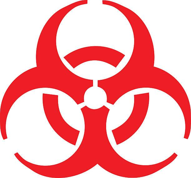 Biohazard  biohazard symbol stock illustrations