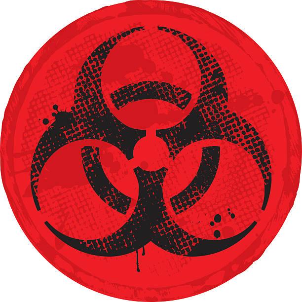 Biohazard Biohazard Symbol biohazard symbol stock illustrations