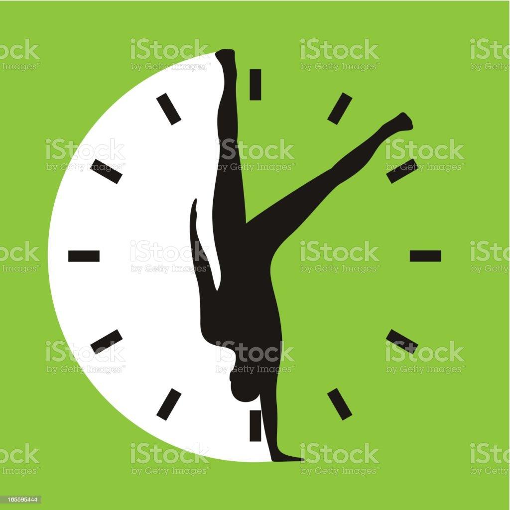 Biological clock royalty-free biological clock stock vector art & more images of adult