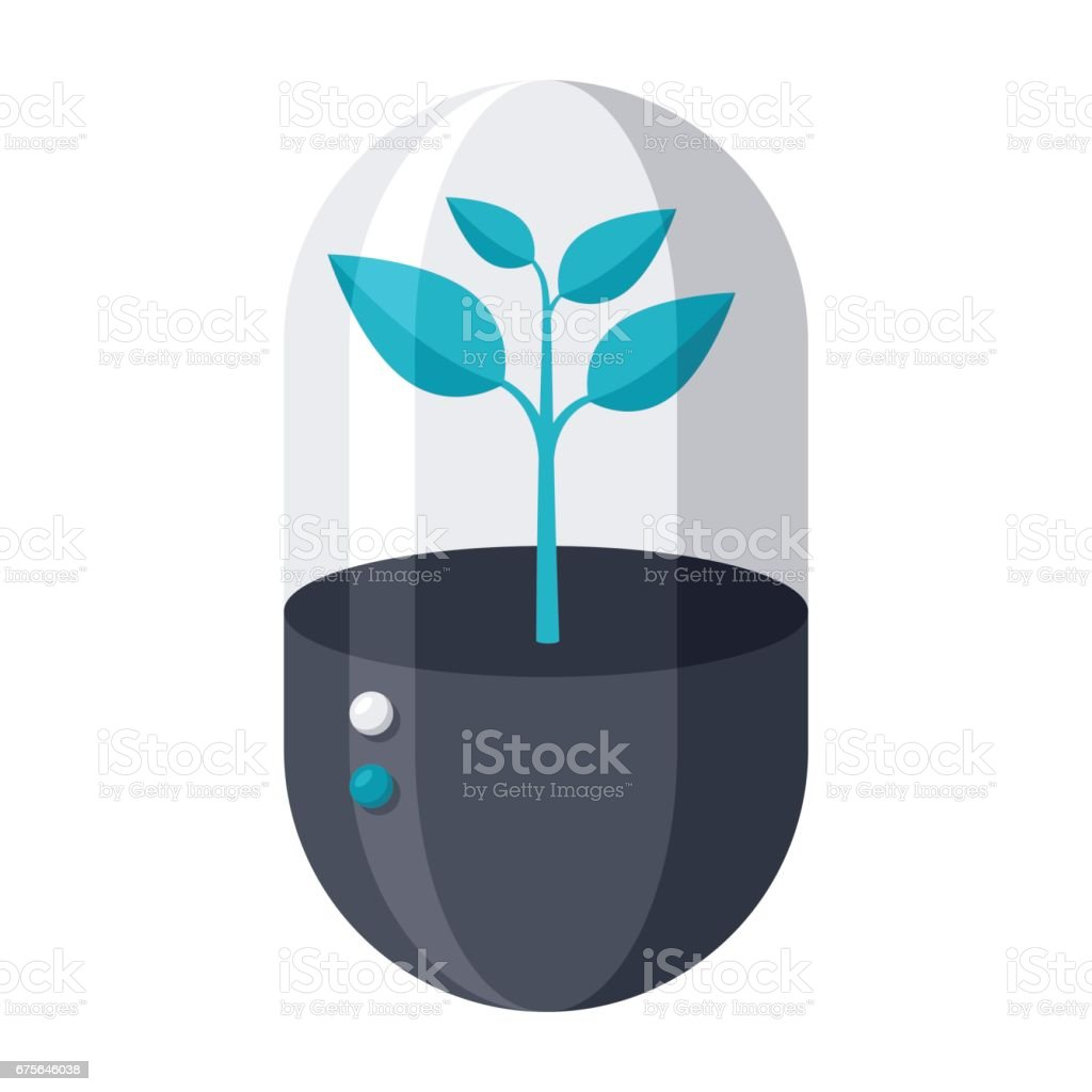 Biotechnology Vector Icon royalty-free biotechnology vector icon stock vector art & more images of biology