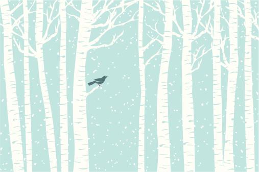 Winter stock illustrations