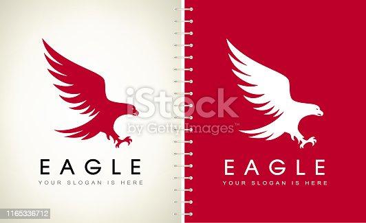 Bird Eagle vector design.