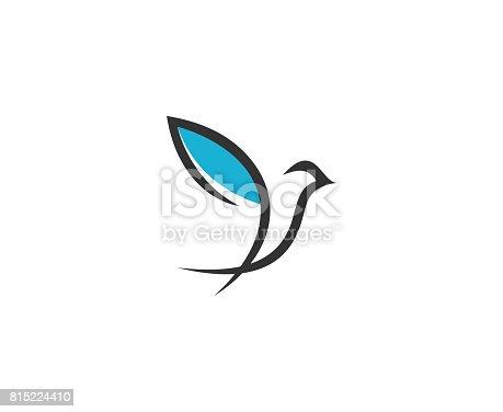 istock Bird icon 815224410