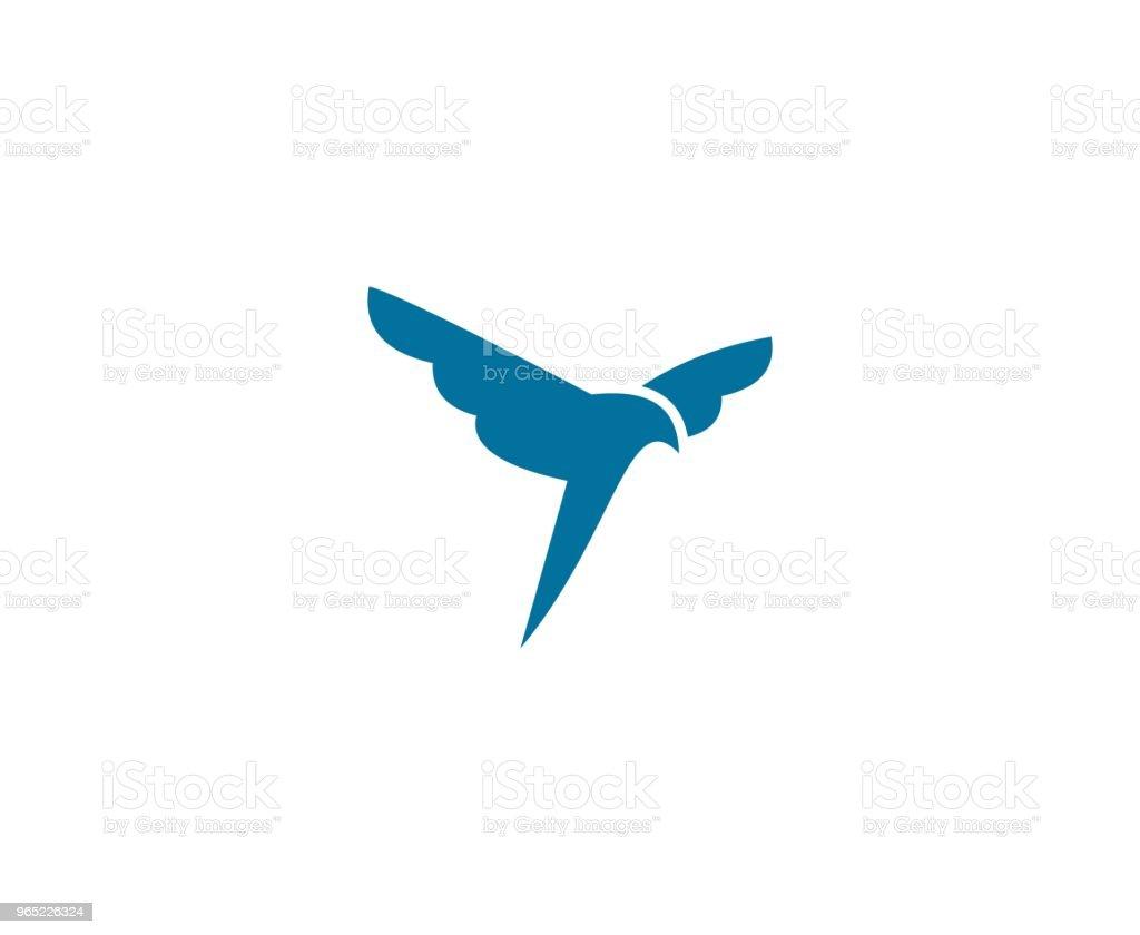 Bird icon bird icon - stockowe grafiki wektorowe i więcej obrazów abstrakcja royalty-free
