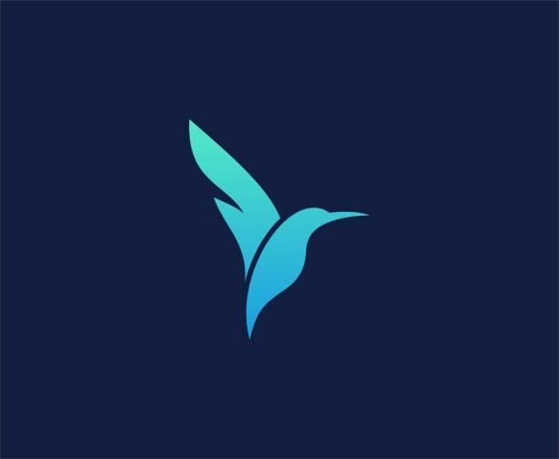 Vogel-Logo – Vektorgrafik