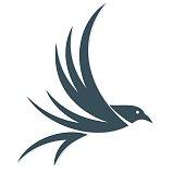 Bird logo.