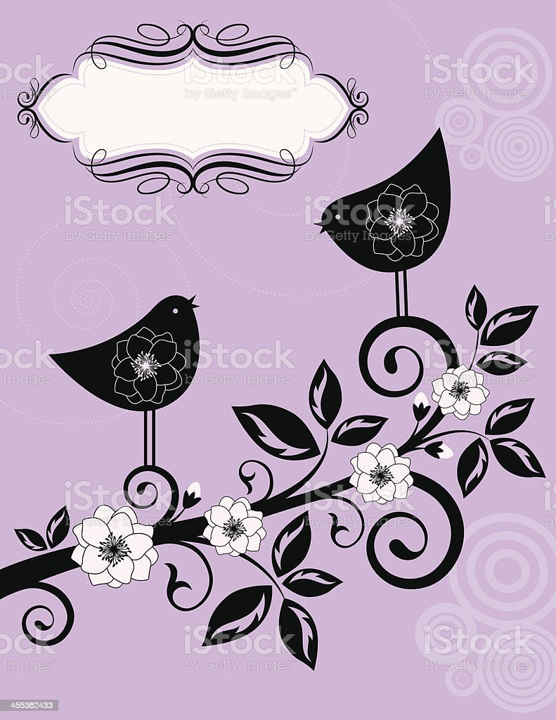 Birds in the Spring royalty-free birds in the spring stock vector art & more images of animal