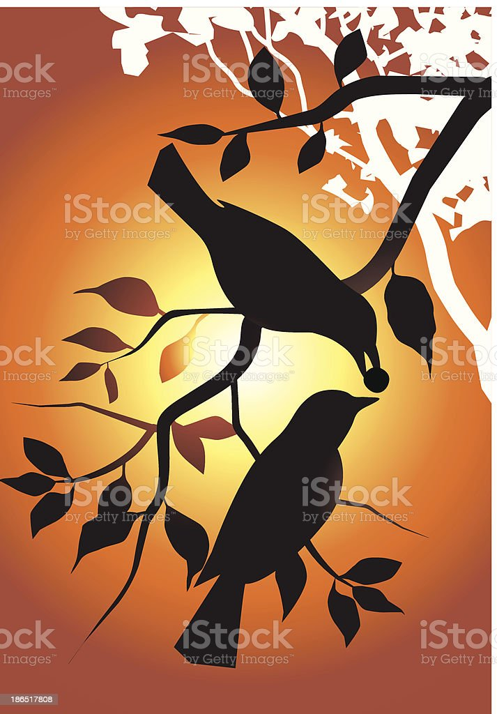 birds royalty-free birds stock vector art & more images of backgrounds
