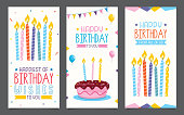 Birhday Invitation Card Design