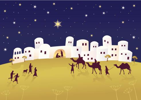 Birth of Messiah