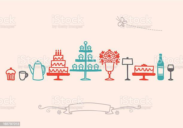 Birthday banquet table setting icon set vector id165797013?b=1&k=6&m=165797013&s=612x612&h=ziepfwfl83r9ie9jum9ksvovyb0lvzgvun2 klfsh9a=