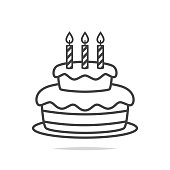 Tremendous Birthday Cake Icon Free Download Png And Vector Funny Birthday Cards Online Kookostrdamsfinfo