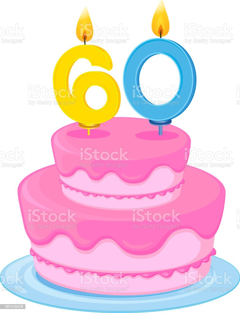 Birthday cake royalty-free birthday cake stock vector art & more images of baked