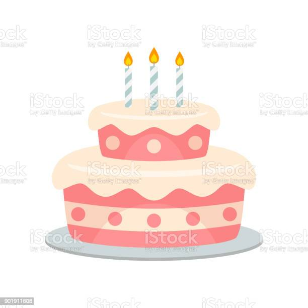 Super Cake Vector Art Graphics Freevector Com Personalised Birthday Cards Beptaeletsinfo