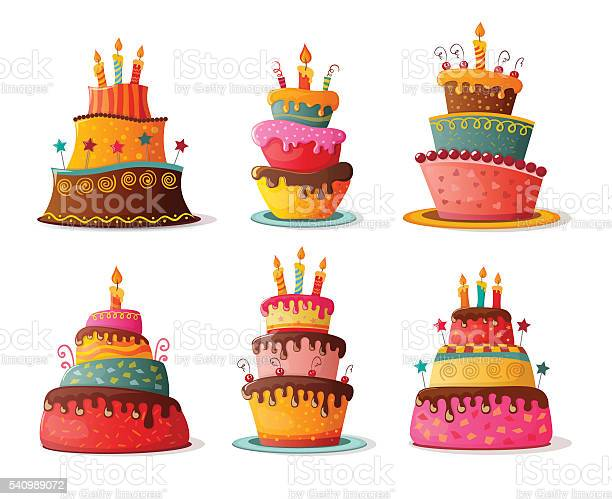 Surprising Cake Vector Art Graphics Freevector Com Funny Birthday Cards Online Alyptdamsfinfo