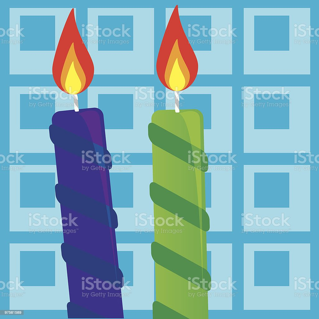 Birthday Candles royalty-free birthday candles stock vector art & more images of birthday