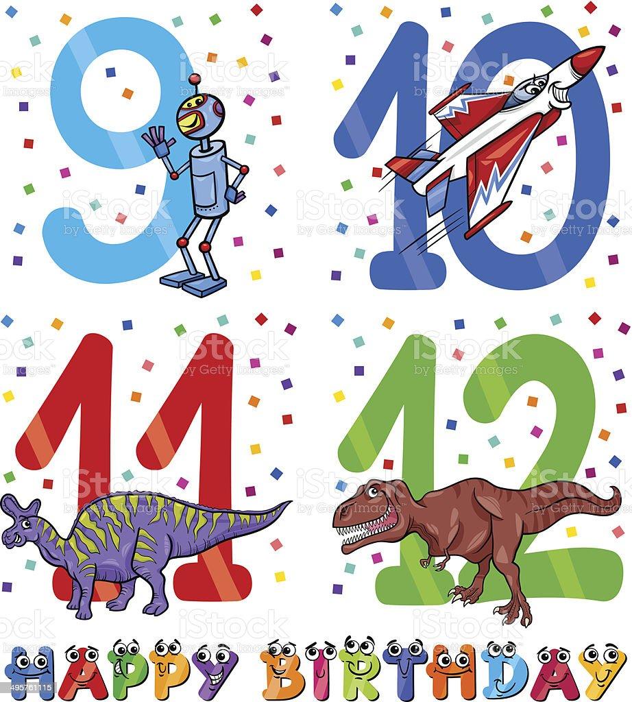 Jungen Geburtstag 9 9 Geburtstag 2019 10 14