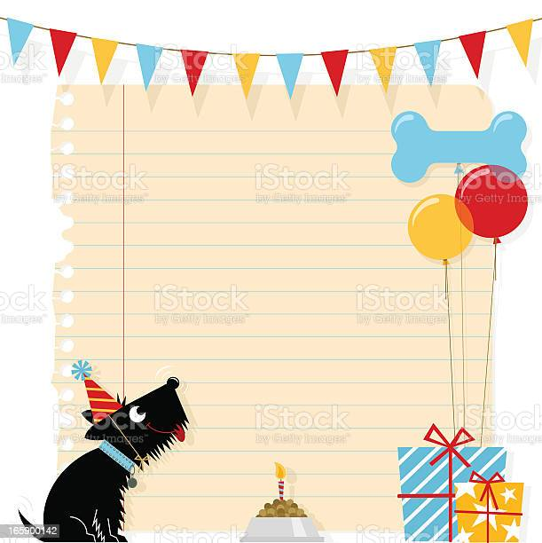 Birthday dog pet cute terrier greeting balloon party humor vector id165900142?b=1&k=6&m=165900142&s=612x612&h=ofbqplwath4jboffouu7uwyrtkswm8zvji7dkcu34kw=