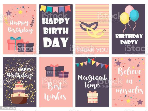 Birthday Card Free Vector Art 50 293 Free Downloads