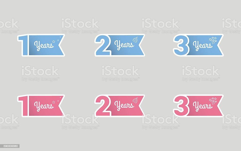 Birthday icon set royaltyfri birthday icon set-vektorgrafik och fler bilder på barn