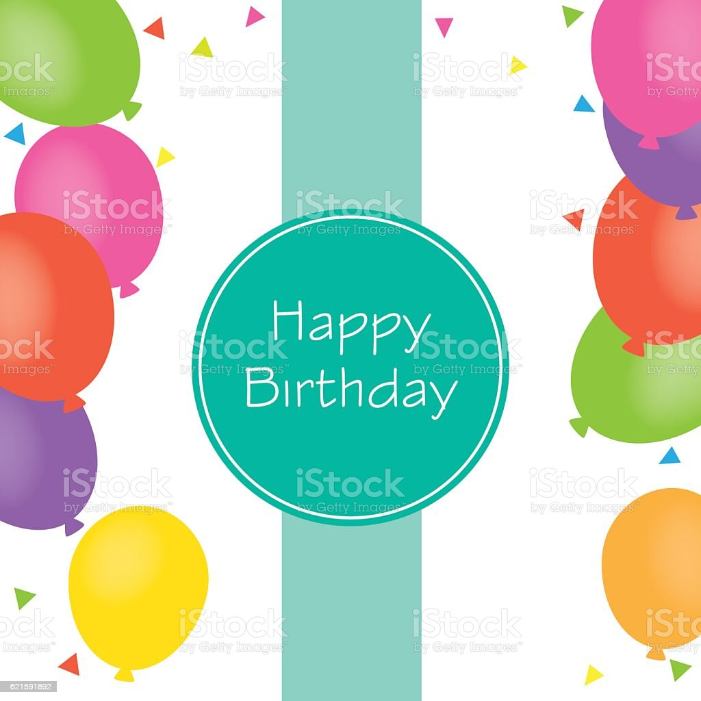Birthday Invitation Card Royalty Free Stock Vector Art Amp More Images