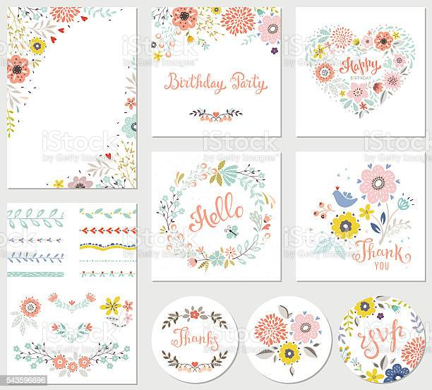 Birthday parti floral set vector id543596696?b=1&k=6&m=543596696&s=612x612&h=y1v9tu7ht4drap6v58o8qtoexoa5oi0doz3z44oicwq=