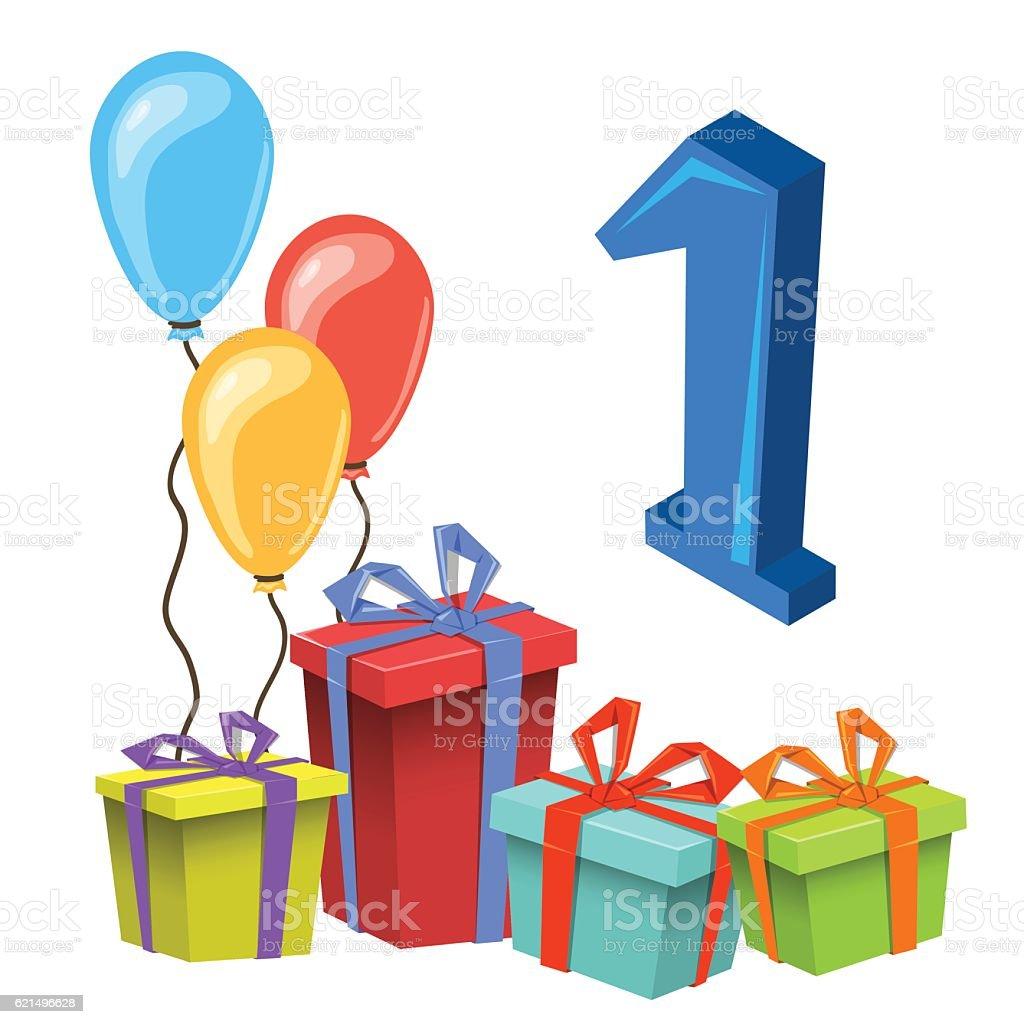 Modello di carta di invito festa di compleanno modello di carta di invito festa di compleanno - immagini vettoriali stock e altre immagini di carino royalty-free