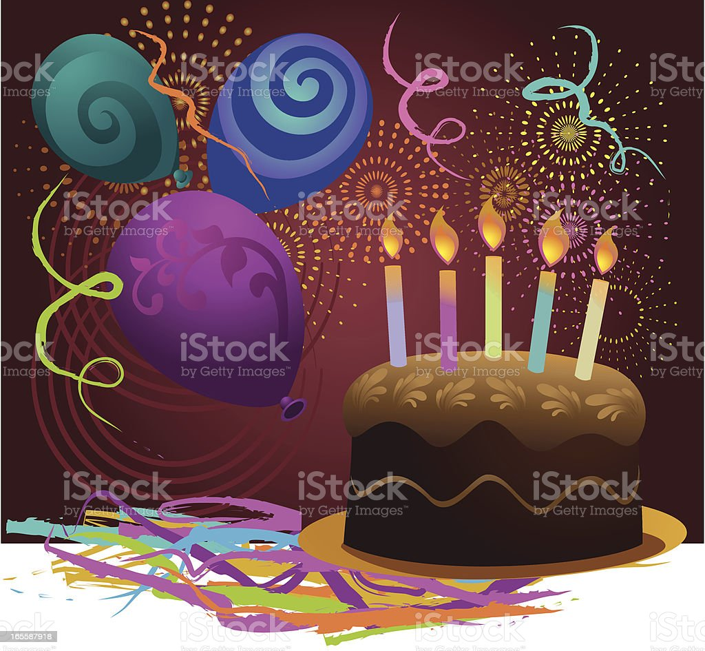Birthday Party royalty-free birthday party stock vector art & more images of anniversary