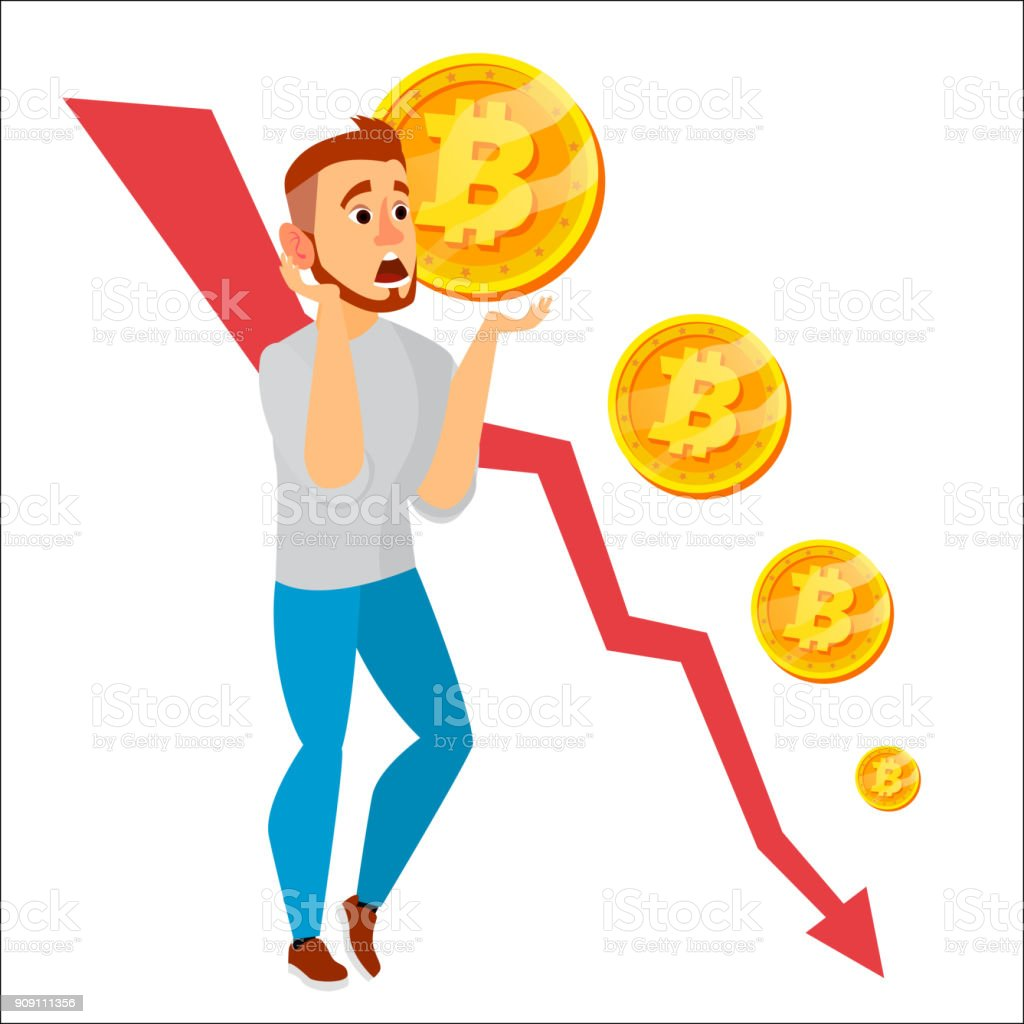 crash dei prezzi bitcoin