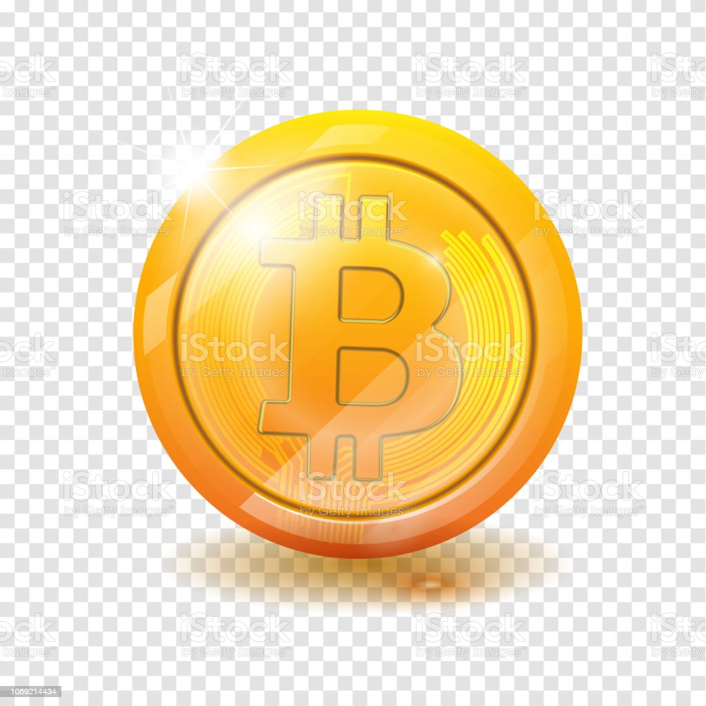 cryptocurrency coin vector