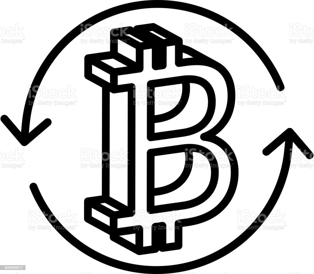 Bitcoin symbol icon stock vector art more images of bank bitcoin symbol icon royalty free bitcoin symbol icon stock vector art amp more images biocorpaavc Gallery