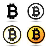 istock Bitcoin symbol 907864994