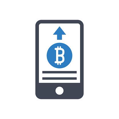 icon bitcoin trading