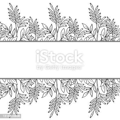 istock bitter-wood, frame, border 1316800696