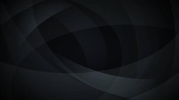 Black abstract background vector art illustration